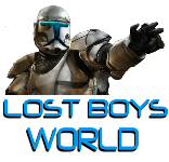 Lost Boys World Blue Milk Blues